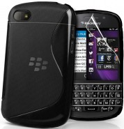 Flexi Shield Skin for BlackBerry Q10, *S~line*