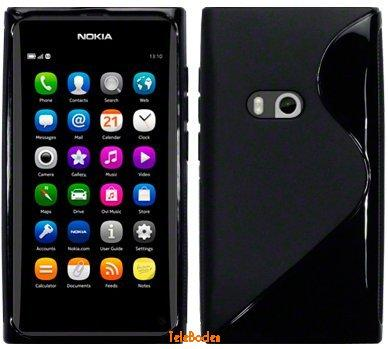 Flexi Shield Skin for Nokia N9-00, *S-line*