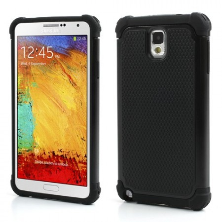 Bumper Case for Samsung Galaxy Note 3 (N9005), *Solid*,Black