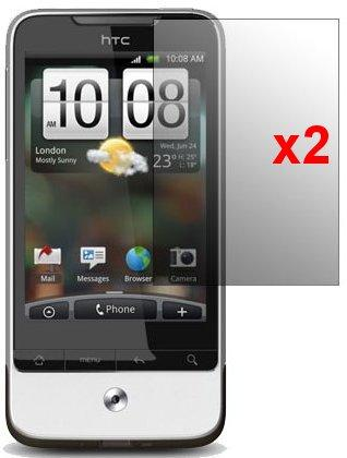 Screen Protector for HTC Legend, 2pack