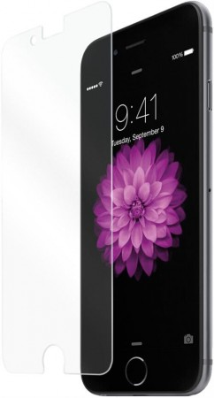 STREETZ tempered glass for Apple iPhone 6 plus, Clear