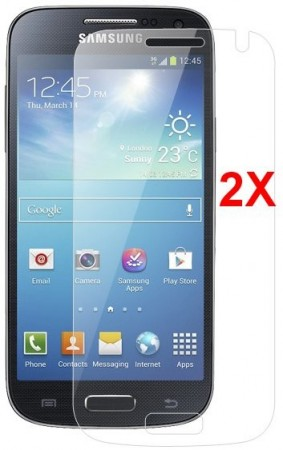 Screen Protector for Samsung Galaxy S4 mini, 2pack