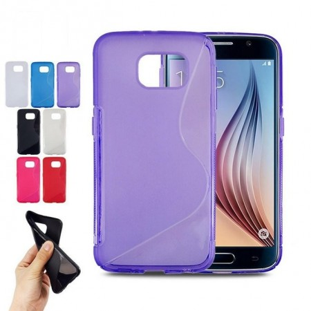 Flexi Shield Skin for Samsung Galaxy S6 Flat, *S~line*