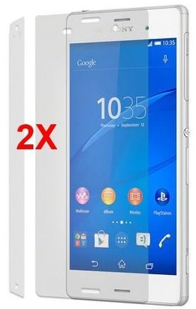 Screen Protector for Sony Xperia™ Z3 (D6603), 2pack