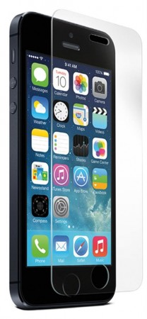 STREETZ tempered glass for Apple iPhone 5/5S, Clear