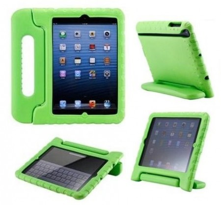 "Anti Shock Protection Case, Apple iPad Pro 12.9"", Green"