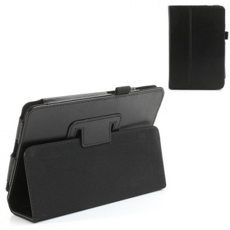 Booklet PU Leather Case for Acer Iconia B1-710, Black