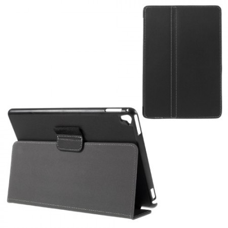 Booklet PU Leather Case for Apple iPad Pro 9.7¨, Black