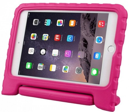 Anti Shock Protection Case for Apple iPad Mini 4, ¨Carry¨, Rose