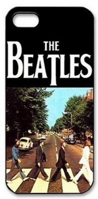 Hard Back Case for Apple iPhone 6/6s,¨The Beatles - Abby Road¨