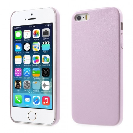Hard Back Case for Apple iPhone SE, Pink