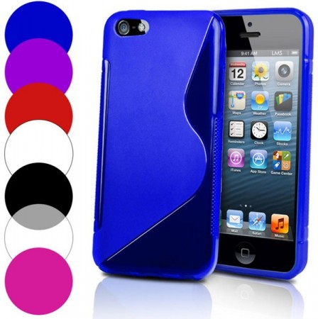 Flexi Shield Skin for Apple iPhone 5c,*S-line*