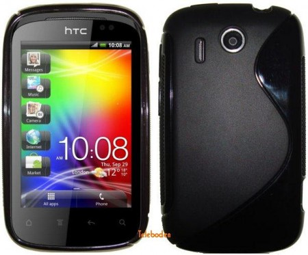 Flexi Shield Skin for HTC Explorer, *S-line*