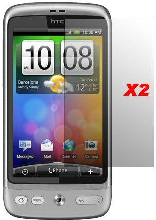 Screen Protector for HTC Desire, 2pack