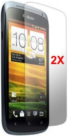 Screen Protector for HTC One S, 2pack