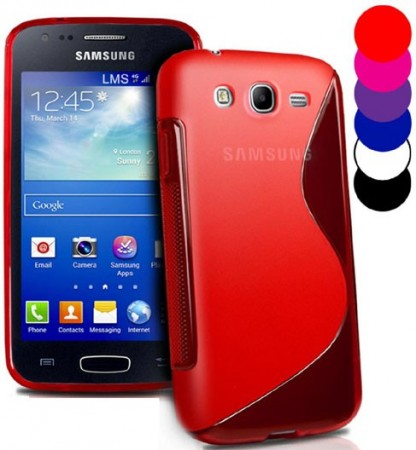 Flexi Shield Skin for  Samsung Galaxy Ace 3, *S~line*