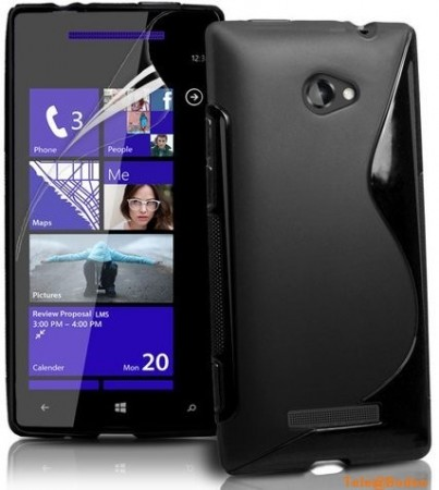 Flexi Shield Skin for HTC Windows Phone 8X, *S-line*