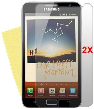 Screen Protector Samsung Galaxy Note, 2pack
