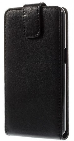 Flip PU Leather Case for Samsung Galaxy Core II/2 (G355F), Black