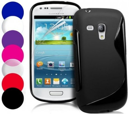 Flexi Shield Skin for Samsung Galaxy Trend Pluss (S7580), *S-line*