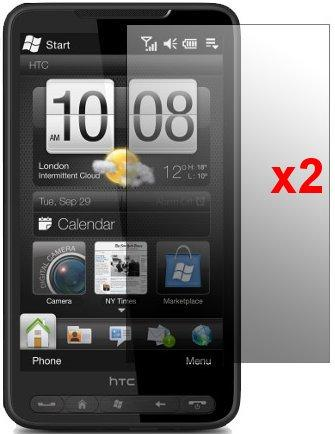 Screen Protector for HTC HD2 (Leo), 2pack