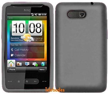 Silicon Skin Case for HTC HD Mini, *Matt*