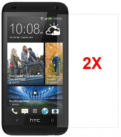 Screen Protector for HTC Desire 610, 2pack