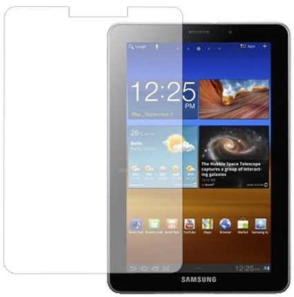 Screen Protector for Samsung Galaxy Tab 7.7, (P6800/P6810),Clear